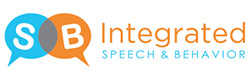 Integrated Speech & Behavior Logo